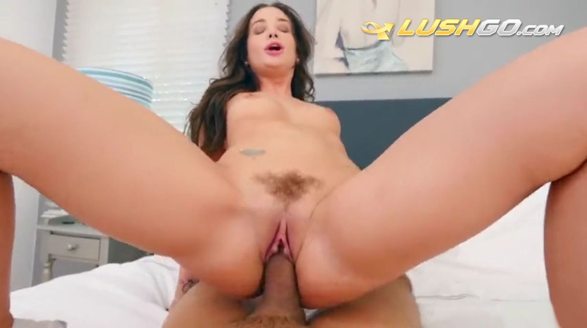 Lana Rhoades Big Natural 34D Bra Cup Tits BRATTYSTEP SIS GIA PAIGE FUCK ME FIRST Big Round Ass Step Sister Teen Bounce Ride Fuck Big Hard Cock Pornstar Hot Porn Sex XXX Video 1
