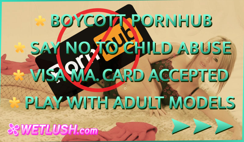 Boycott Pornhub LUSHSQUIRT.com – Mindgeek Removes All User Generated Content Due to Violence and Exploitation of Minors and Children News